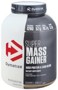 Dymatize High Protein & Carb Blend Gourmet Vanilla