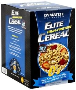 Dymatize High-Protein Cereal O's