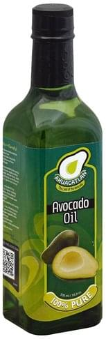 Ahuacatlan 100% Pure Avocado Oil - 16.9 oz