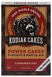 Kodiak Cakes Protein Packed Cinnamon Oat Flapjack & Waffle Mix Cinnamon Oat
