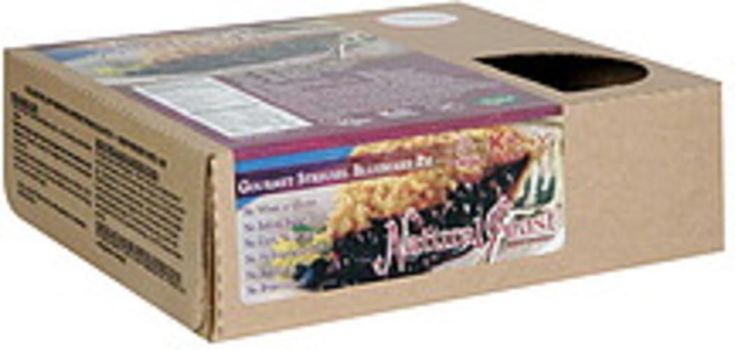 Natural Feast Gourmet Streusel Blueberry Pie - 2 lb