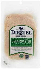 Diestel Turkey Breast Organic, Sugar Free, Oven Roasted