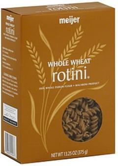 Meijer Rotini Whole Wheat