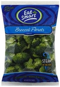 Eat Smart Broccoli Florets