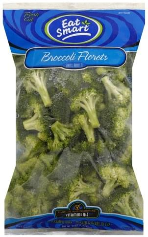 Eat Smart Florets Broccoli - 32 oz