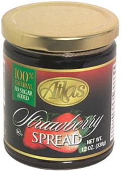 Atlas Strawberry Spread