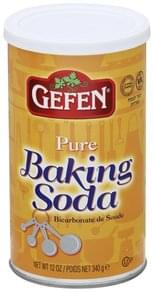 Gefen Baking Soda Pure