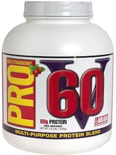 Pro V 60 Multi-Purpose Protein Blend Wild Strawberry