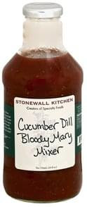 Stonewall Kitchen Bloody Mary Mixer Cucumber Dill