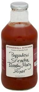 Stonewall Kitchen Bloody Mary Mixer Peppadew Sriracha
