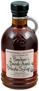 Stonewall Kitchen Maple Syrup Organic, Bourbon Barrel-Aged
