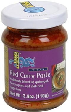 Blue Dragon Red Curry Paste