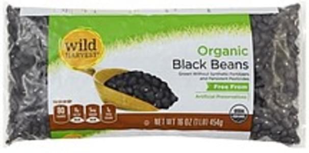 Wild Harvest Black Beans Organic