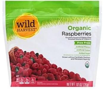Wild Harvest Raspberries Organic