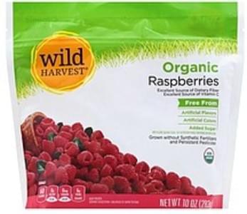 Wild Harvest Raspberries Organic