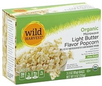 Signature Select Homestyle Microwave Popcorn - 3 ea