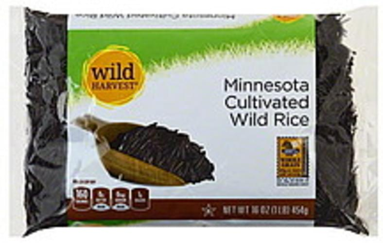 Wild Harvest Minnesota Cultivated Wild Rice - 16 oz