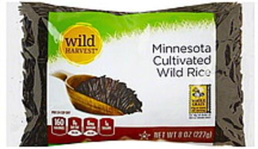 Wild Harvest Wild Rice Minnesota Cultivated