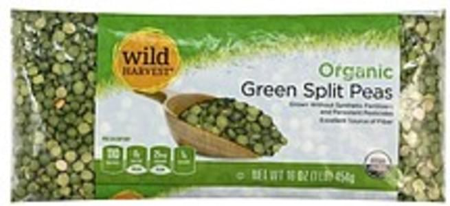 Wild Harvest Green Split Peas