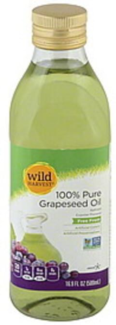 Wild Harvest Grapeseed Oil 100% Pure