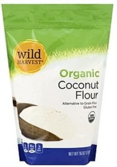 Wild Harvest Coconut Flour Organic