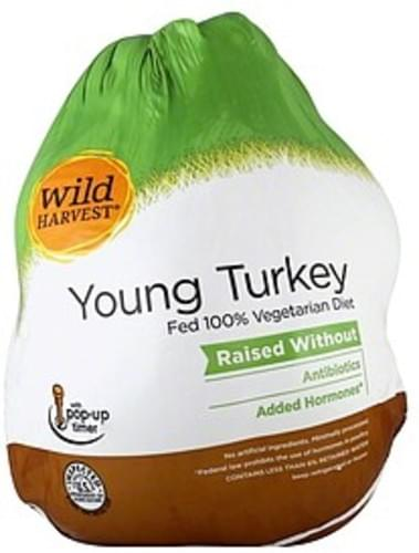 Wild Harvest Young Turkey - 1 ea