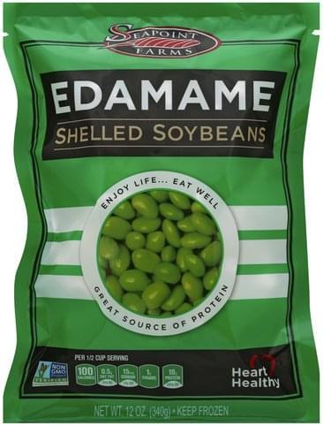 Seapoint Farms Edamame - 12 oz