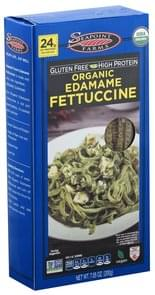 Seapoint Farms Fettuccine Organic, Edamame