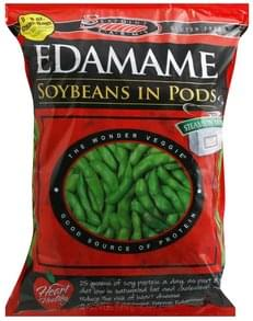 Seapoint Farms Soybeans in Pods, Edamame, Steam Bags