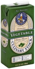 More Than Gourmet Culinary Stock Vegetable