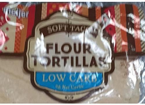 Meijer Flour Tortillas Soft Tacos - 44 g
