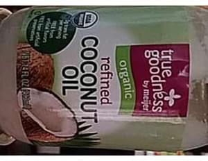 True Goodness by Meijer Refined Coconut Oil Organic