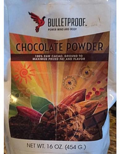 Bulletproof Chocolate Powder - 42 g