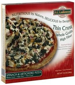 AC LaRocco Pizza Spinach & Artichoke