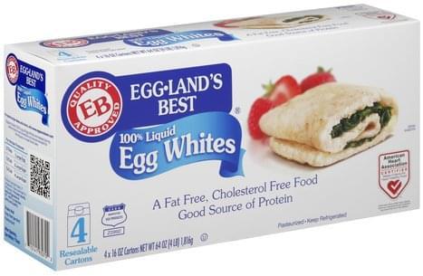 Egglands Best Liquid Egg Whites - 2 ea