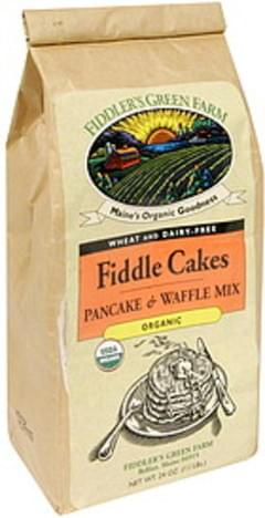 Fiddlers Green Farm Pancakes & Waffle Mix Fiddle Cakes