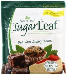 SweetLeaf Stevia and Raw Cane Sugar