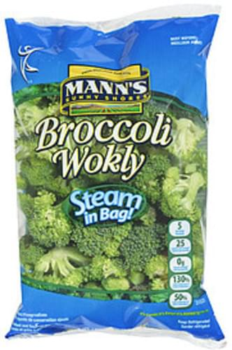 Mann's Sunny Shores Broccoli Wokly Vegetables - 16 oz