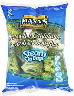 Mann's Sunny Shores Vegetables Broccoli & Cauliflower