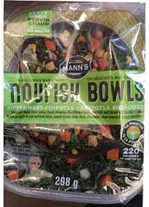 Mann's Nourish Bowls Southwest Chipotle