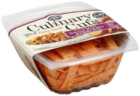 Manns Ribbons Sweet Potato - 12 oz