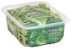 Manns Green Leaf Singles