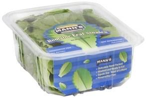 Manns Romaine Leaf Singles