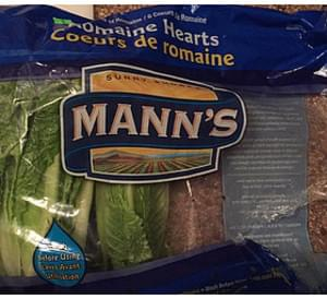 Mann's Romaine Hearts