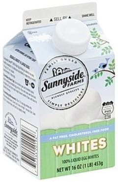 Sunnyside Farms Egg Whites 100% Liquid