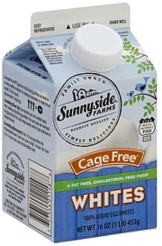 Sunnyside Farms 100% Liquid Egg Whites - 16 oz