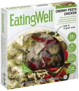 Eatingwell Creamy Pesto Chicken