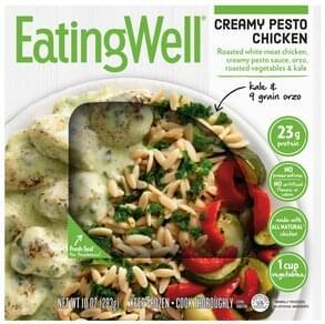 Eatingwell Creamy Pesto Chicken
