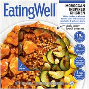 EatingWell Chicken Moroccan Inspired