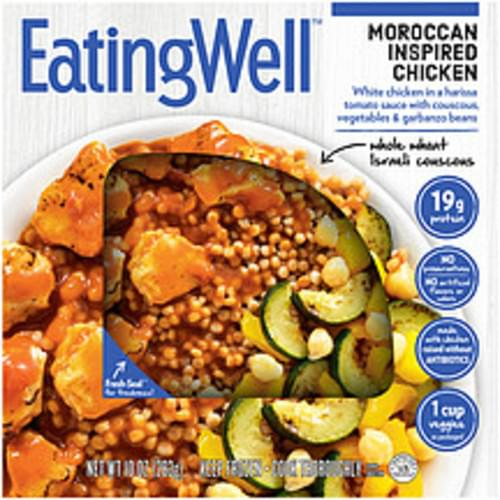 EatingWell Moroccan Inspired Chicken - 10 oz